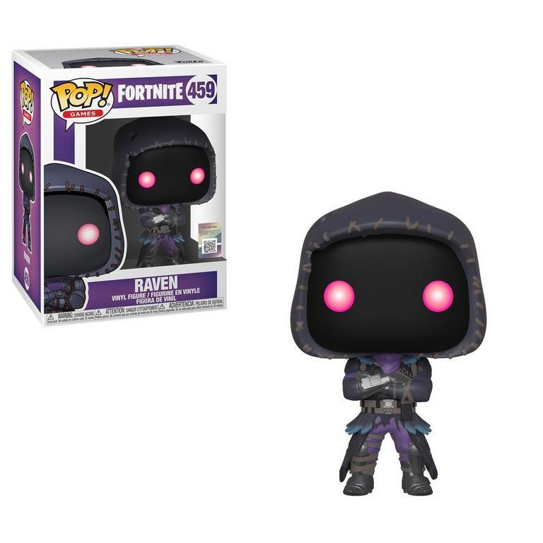 POP! Games: Fortnite Raven