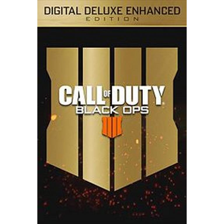 Call of Duty: Black Ops 4 Deluxe Enhanced Edition