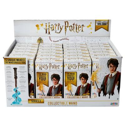Harry Potter Series 3 Die-Cast Wand Blind Box Figure