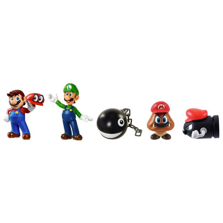 Super Mario Odyssey Figures (Assortment)