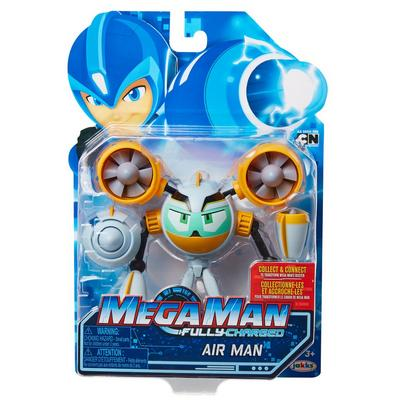 Mega Man Fully Charged Action Figures (Assortment)