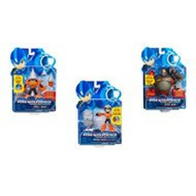 Mega Man Fully Charged Deluxe Action Figure (Assortment)