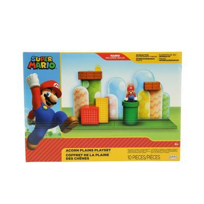 Nintendo Super Mario Acorn Plains Playset
