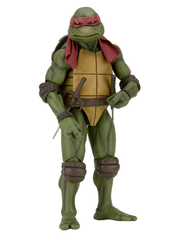 """NECA Teenage Mutant Ninja Turtles TMNT 7/"""" Action Figure  Model Raphael"""