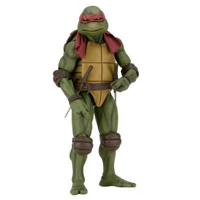 Teenage Mutant Ninja Turtles 1990 Raphael Action Figure