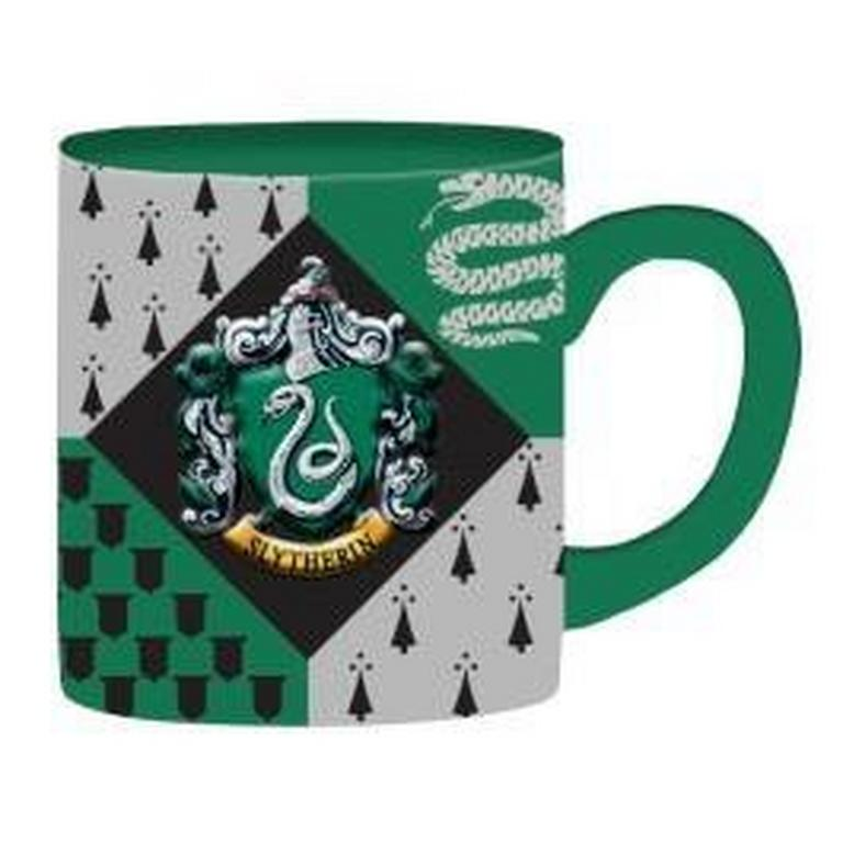 Harry Potter Slytherin House Crest Mug