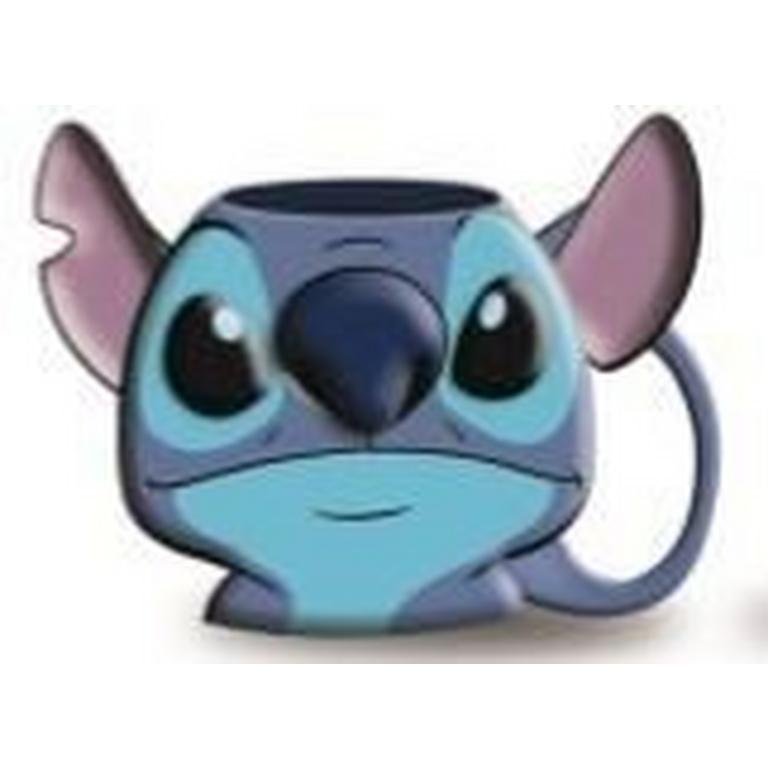 Lilo and Stitch Sculpted Stitch Mug