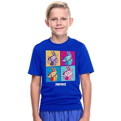Fortnite Llama Grid Youth T-Shirt