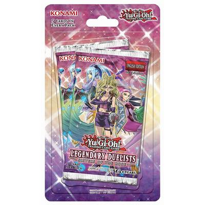 Yu-Gi-Oh! Legendary Duelists Sisters of the Rose Booster Pack