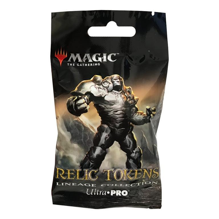 Magic: The Gathering Lineage Collection Relic Tokens