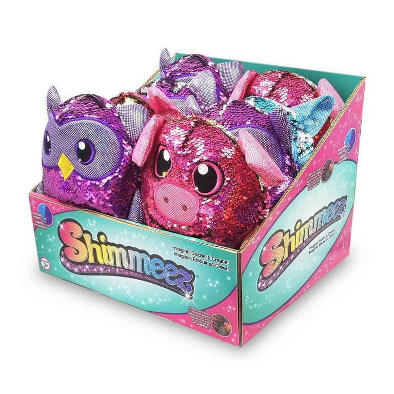 Shimmeez Plush (Assortment)