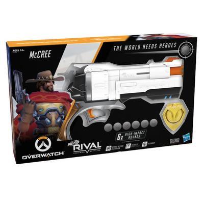 Nerf Rival Overwatch McCree Blaster