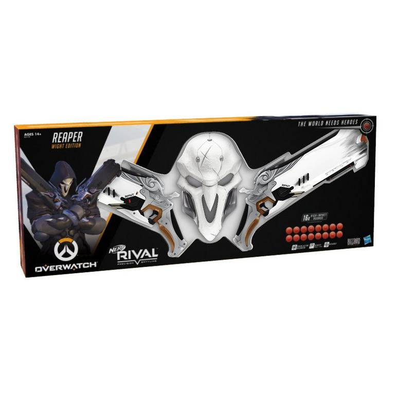 Nerf Rival Overwatch Reaper Blaster (Wight Edition) Collector Pack - Only at GameStop