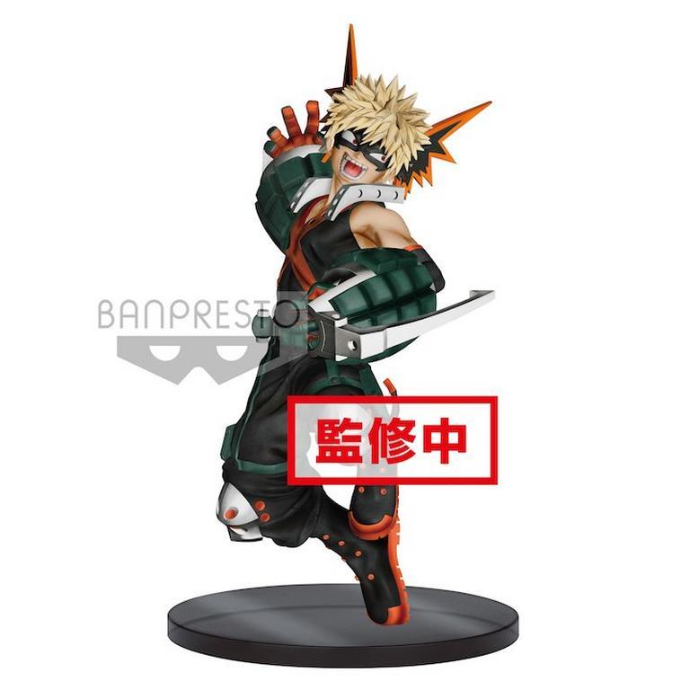 My Hero Academia Katsuki Bakugo The Amazing Heroes Volume 3 Statue
