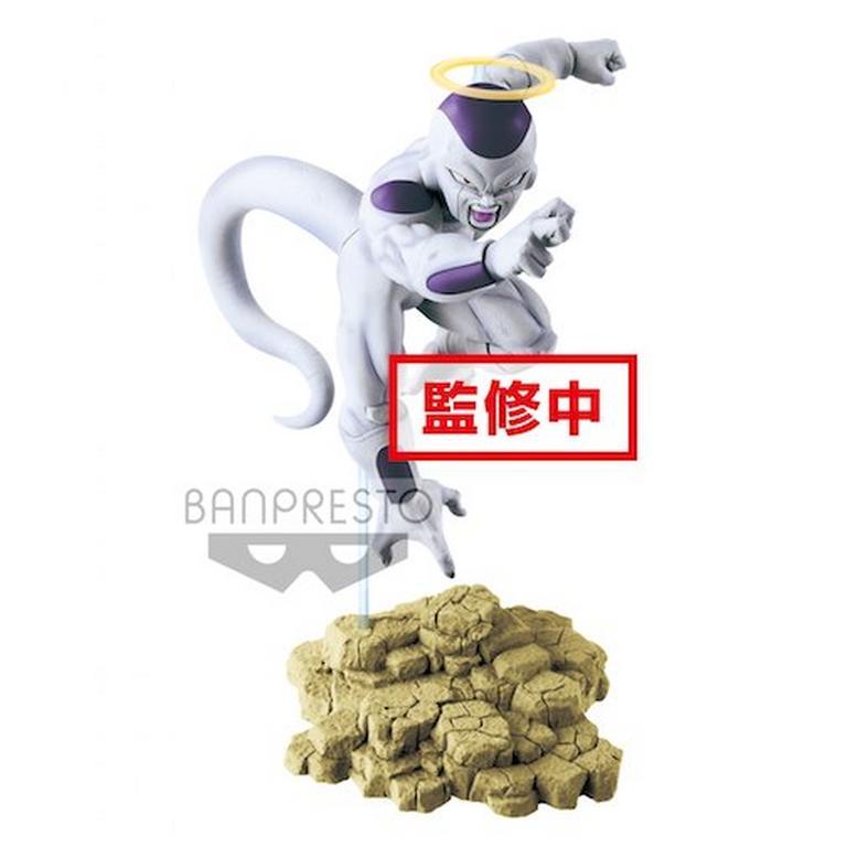 Dragon Ball Super Frieza Tag Fighters Statue