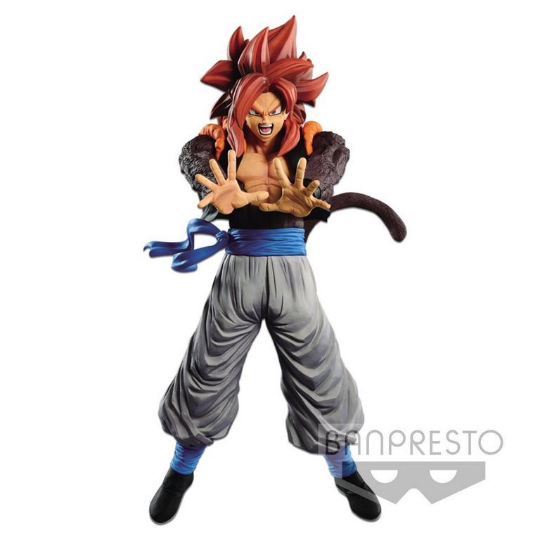 Dragon Ball GT Super Saiyan 4 Gogeta Statue