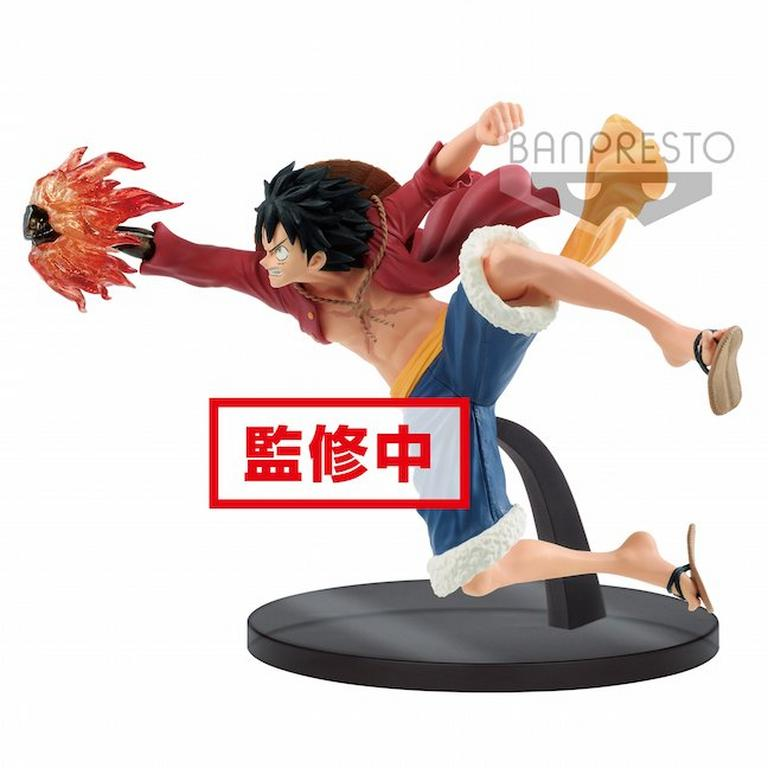 One Piece Monkey D. Luffy G x Materia Statue