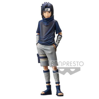 Naruto Shippuden Sasuke Uchiha Grandista Shinobi Relations Statue