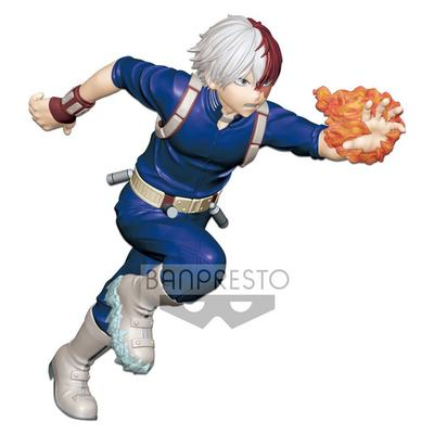 My Hero Academia Shoto Todoroki Enter The Hero Statue