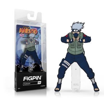 Naruto Shippuden Kakashi FiGPiN Only at GameStop