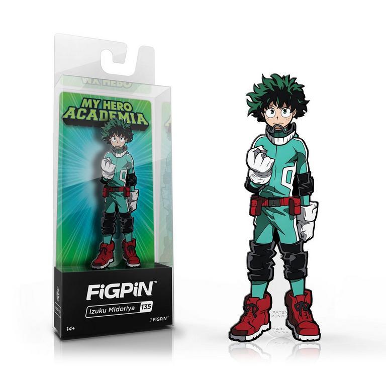 My Hero Academia Deku FiGPiN