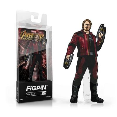 Avengers Infinity War - Star Lord FiGPiN