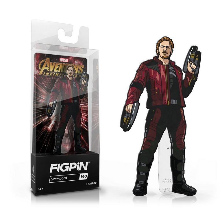 Avengers: Infinity War Star-Lord FiGPiN