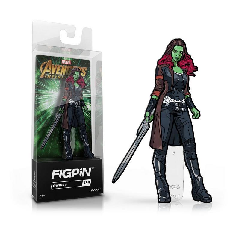Avengers: Infinity War Gamora FiGPiN