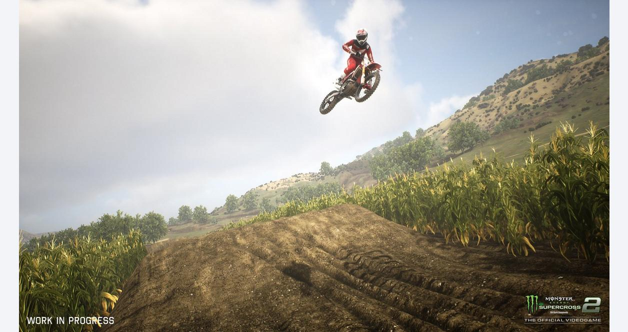 Monster Energy Supercross The Official Videogame 2