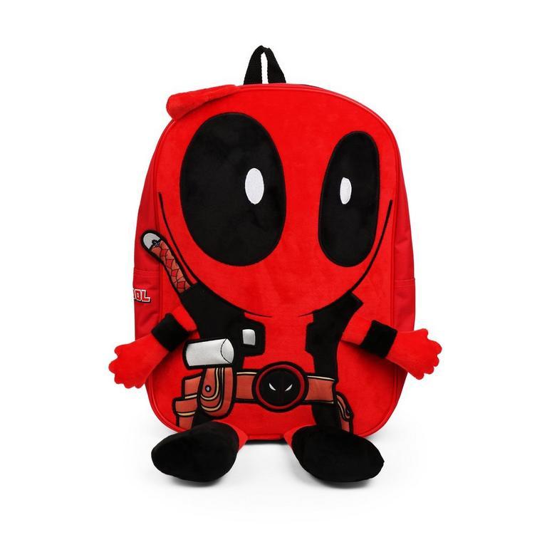 Marvel Deadpool Plush Backpack