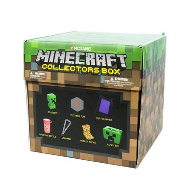 Minecraft Collectors Box Only at GameStop