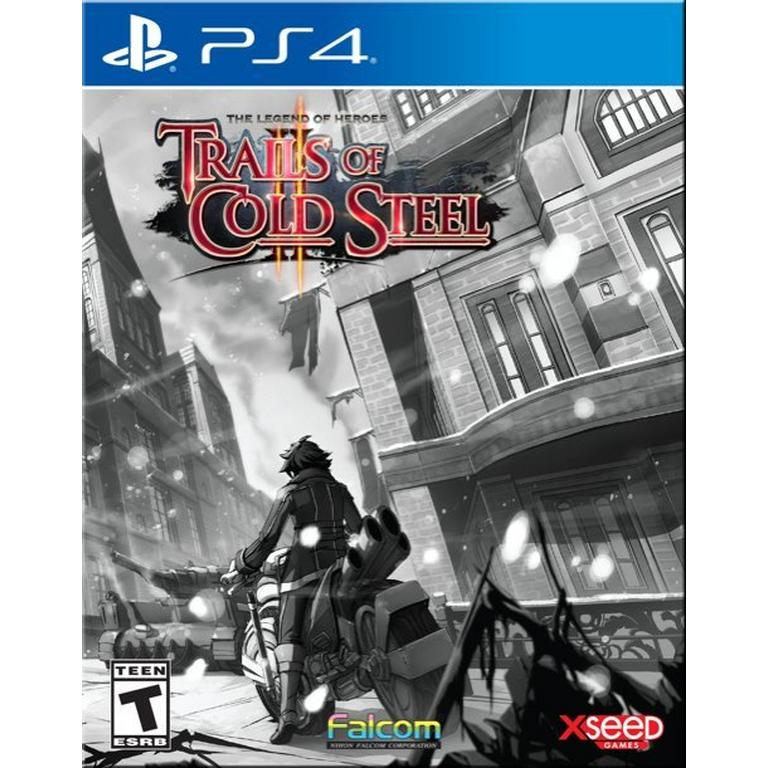 The Legend of Heroes: Trails of Cold Steel II Collector's Edition