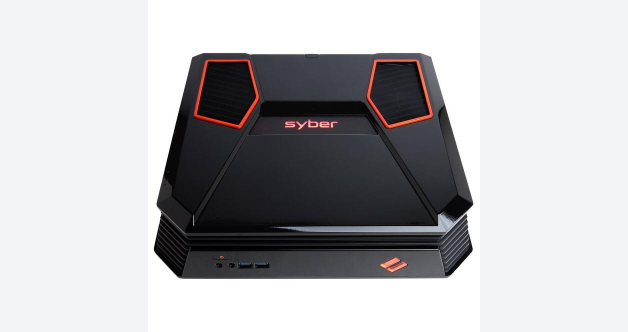 CYBERPOWERPC Syber Primo SPG8EX with Intel i7-8700 3.2GHz Gaming Computer
