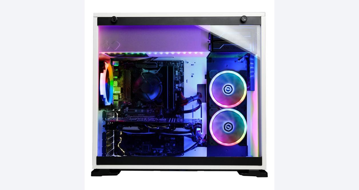 CYBERPOWERPC Gamer Xtreme GXi11100CPG with Intel i5-9600K 3.7GHz Gaming Computer