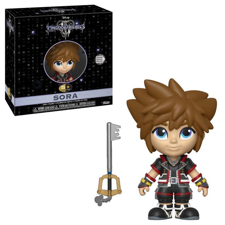 5 Star: Kingdom Hearts III Sora