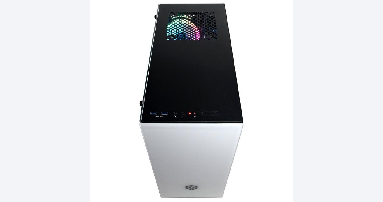 CYBERPOWERPC Gamer Supreme Liquid Cool SLC10220CPG with Intel i9-9900K 3.6GHz Gaming Computer