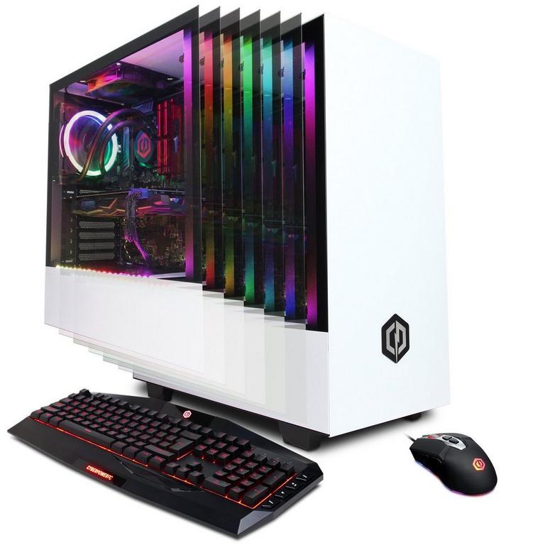 Gamer Xtreme Liquid Cool GLC6000CPG Gaming Desktop