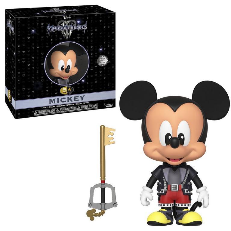 5 Star: Kingdom Hearts III Mickey