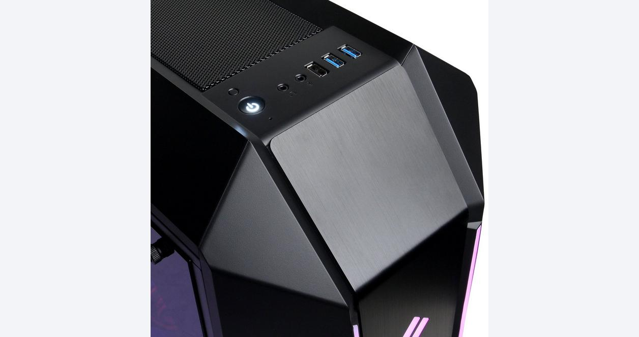 CYBERPOWERPC Syber Magna SMG9EX with Intel i7-9700K 3.6GHz Gaming Computer