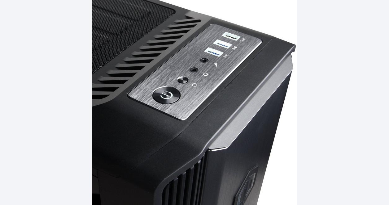 CYBERPOWERPC Gamer Supreme Liquid Cool SLC9140CPG with AMD Ryzen Threadripper 1920X 3.5GHz Gaming Computer