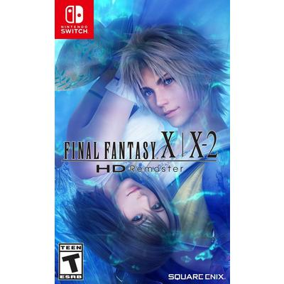 Final Fantasy X-X2 HD Remaster