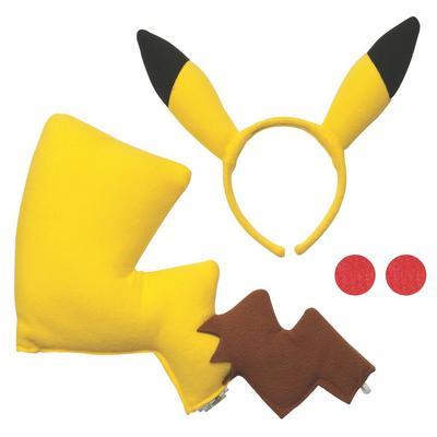 Pokemon Pikachu Costume Kit