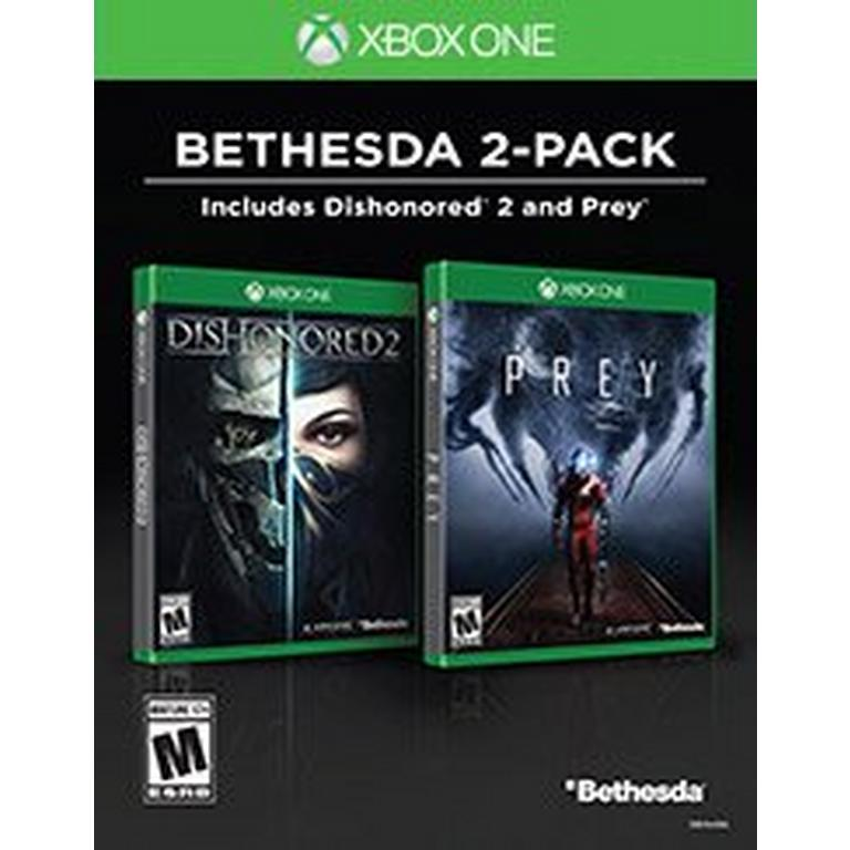 Dishonored 2 and Prey 2-Pack
