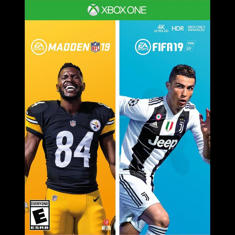 Madden NFL 19 and FIFA 19 Bundle
