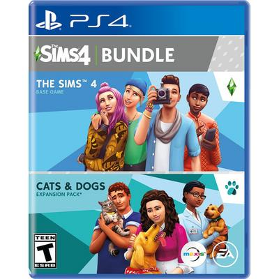 The Sims 4: Plus Cats & Dogs Bundle