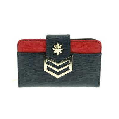 Captain Marvel Ladies Wallet