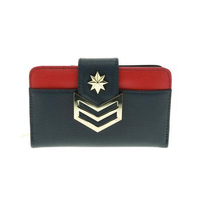 Captain Marvel Logo Wallet