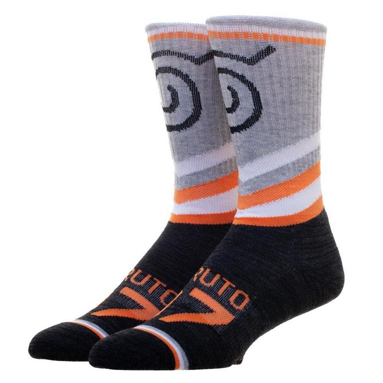 Naruto Shippuden Athletic Socks