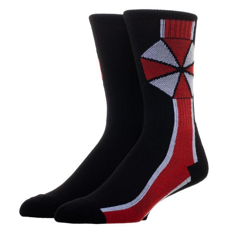 Resident Evil Umbrella Corporation Athletic Socks