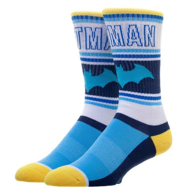 Batman Athletic Socks